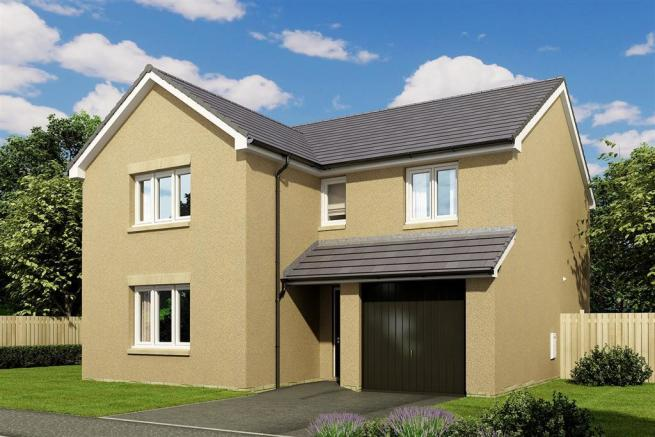 Artist Impression of Maxwell Home