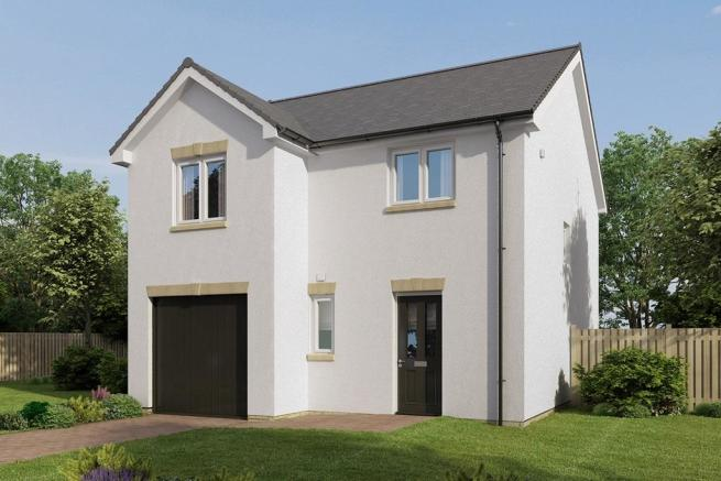 An example of a 3 bed Chalmers home