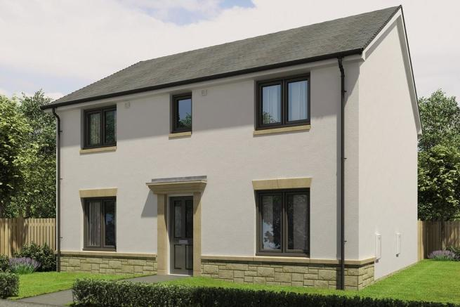 An example of a 4 bed Hume home