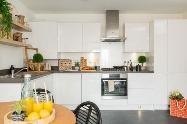 Select your own kitchen design