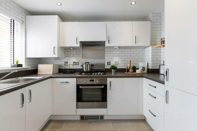 Choose your own modern kitchen design