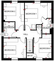 Kirkdale first floor