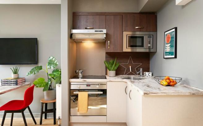 Goddard Apartment