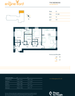 Floor Plan Plot 282