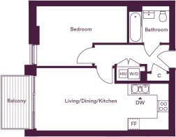 Plot 110 Floorplan