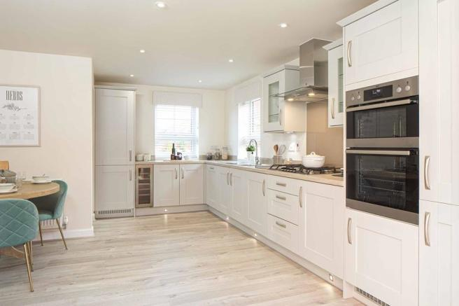Alnmouth kitchen dining