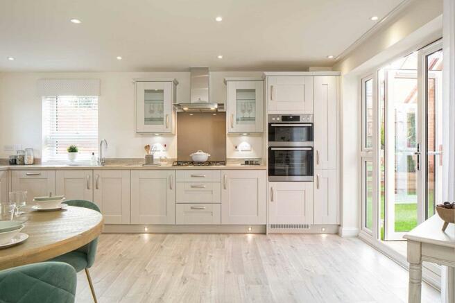 Alnmouth kitchen