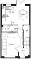 Ellerton Ground Floor Floor plan.