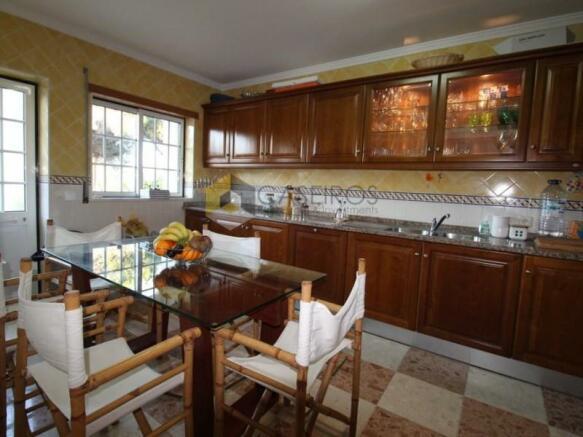 Kitchen T3 Vale do Lobo