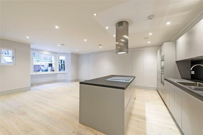 Kitchen/ Reception
