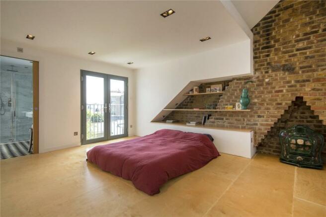 Loft Bedroom-