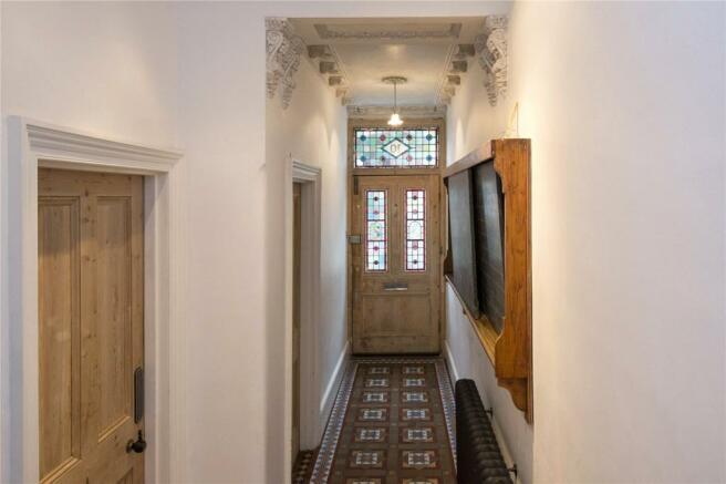 Entrance-