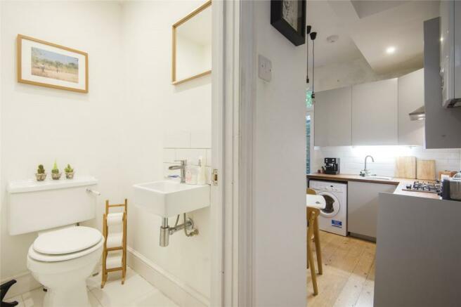 WC/Kitchen