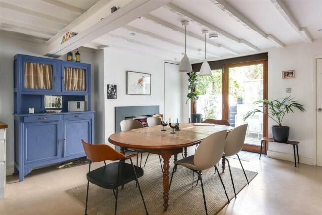 Kitchen/Diner View 5