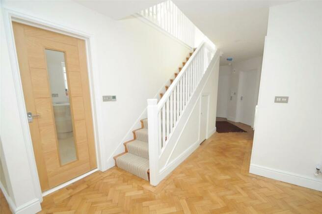 Restored Wood Floor