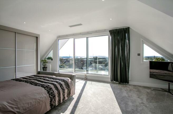Master Bedroom-views