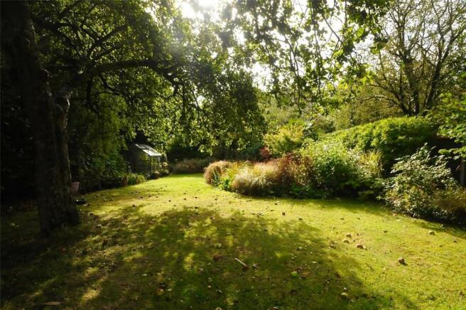 180 Rear Garden