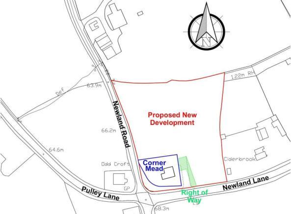 Corner Mead, Plot Plan.jpg