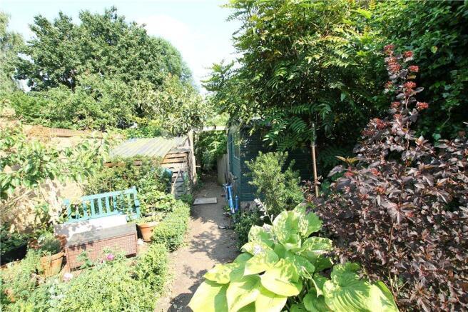 Rear Garden/Plot