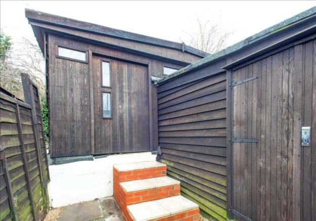 Shed and Garage
