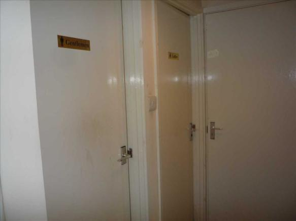 Cloakroom Facilities