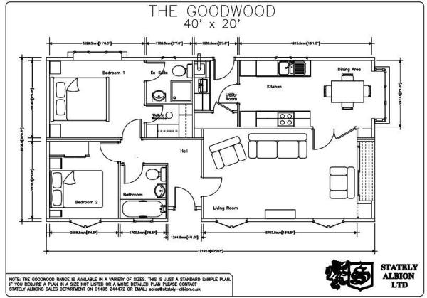 Goodwood floor plan