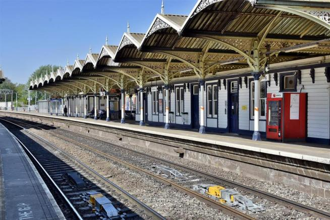 Kettering Train Station