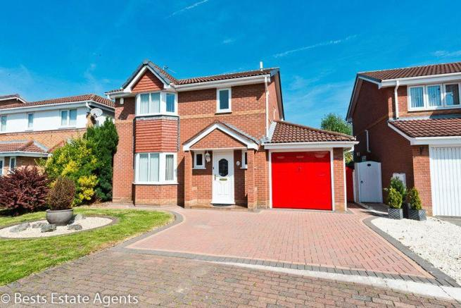 3 Bedroom Detached House For Sale In Glastonbury Close