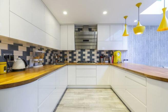 Kitchen / Dining Room / Reception Room