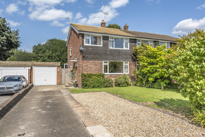 3 bedroom semi-detached house for sale in North Holmes Close