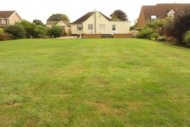 Rear View/Garden