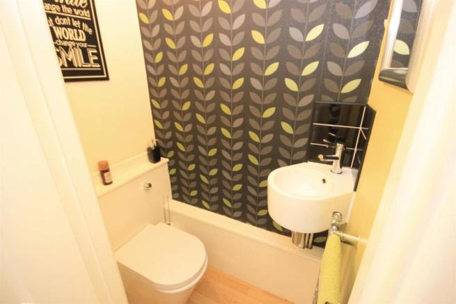 UTILITY/ GROUND FLOOR WC
