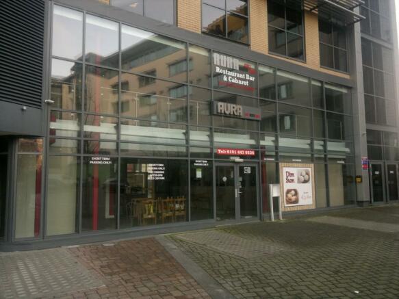 Restaurant St James Boulevard Newcastle