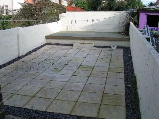 Enclosed garden