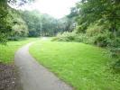 Path to Slater Lane