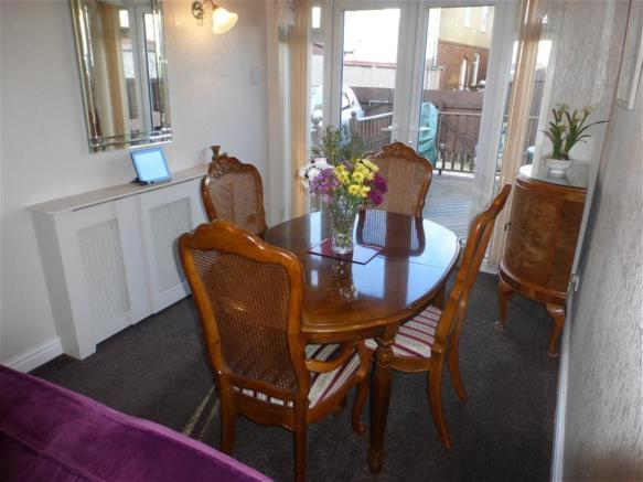 Dining Room Open Pla