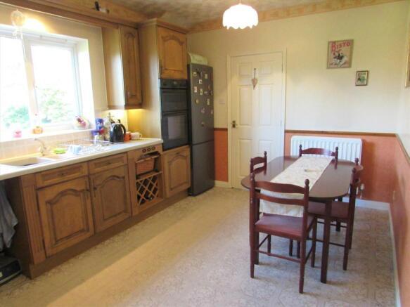 Kitchen Diner View 2