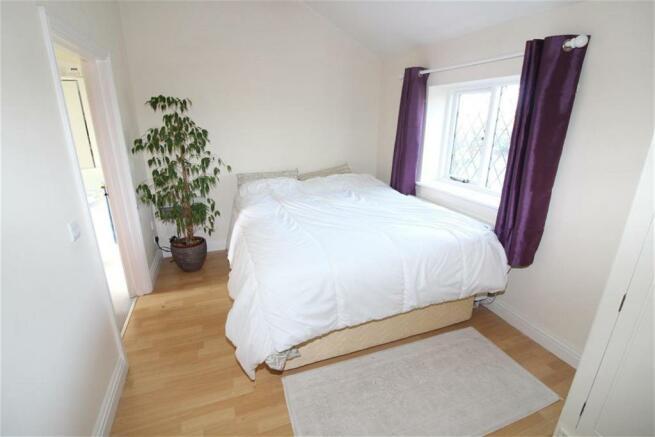 Annxe Bedroom