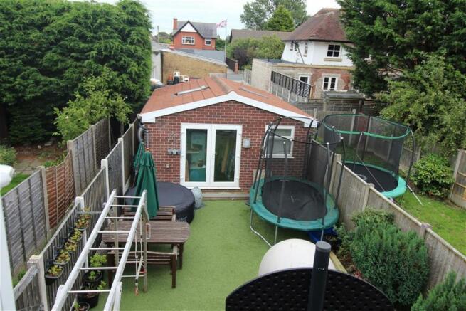 Garden with Annex