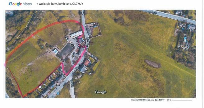 brand new 8bf4c 89364 5 bedroom farm house for sale in Wellstyle Farm, Lumb Lane, OL7