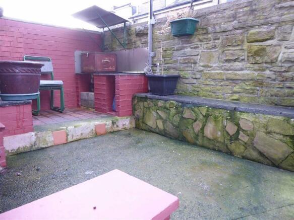 Garden Area: