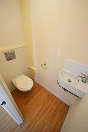 Outbuilding WC