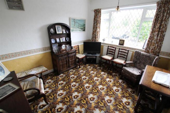 Front Reception Room/Third Bedroom