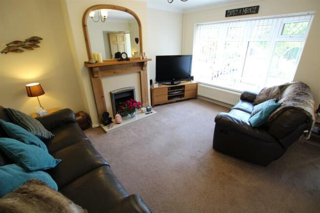 Impressive Open Plan Living Room
