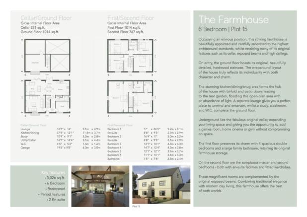 The Farmhouse Plot 1