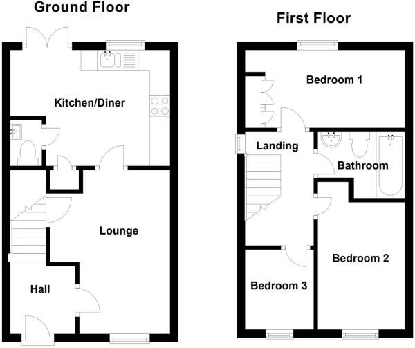 Tivey Way, Melbourne floor plan.JPG