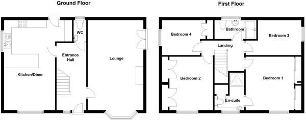 Acacia Drive, Melbourne floor plan.JPG