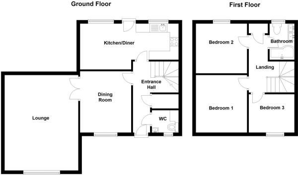 Quick Close, Ashby De La Zouch floor plan.JPG