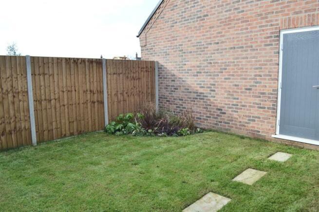 Rear Garden (Plot2)