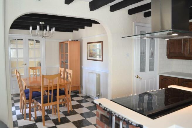 Breakfast Kitchen/Dining Room